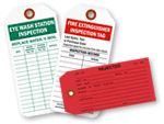 Top Selling Inspection Tags