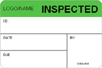 Inspected Label [add name or logo]