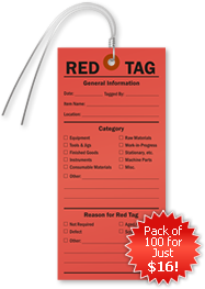 Red Tags