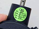 Calibration Label Dots