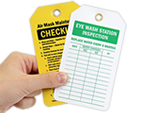 Equipment Inspection Tags