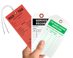 Inspection Record Tags