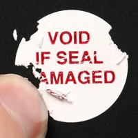 Destructible Seals
